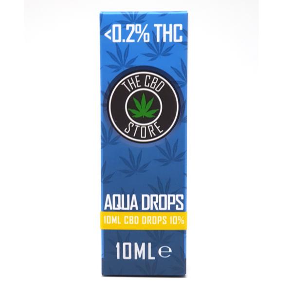 CBD Aqua Drops 10%