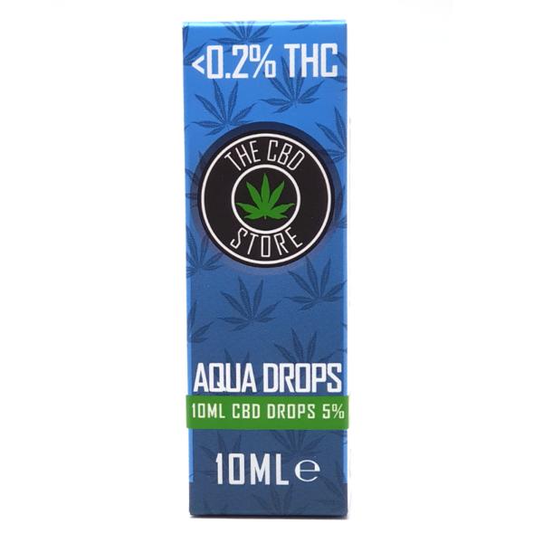 CBD Aqua Drops 5%