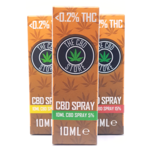 CBD Spray : 3 Strengths : CBD Store UK