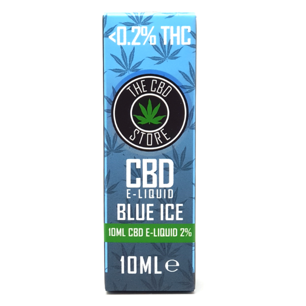 CBD E-Liquid Blue Ice 200g