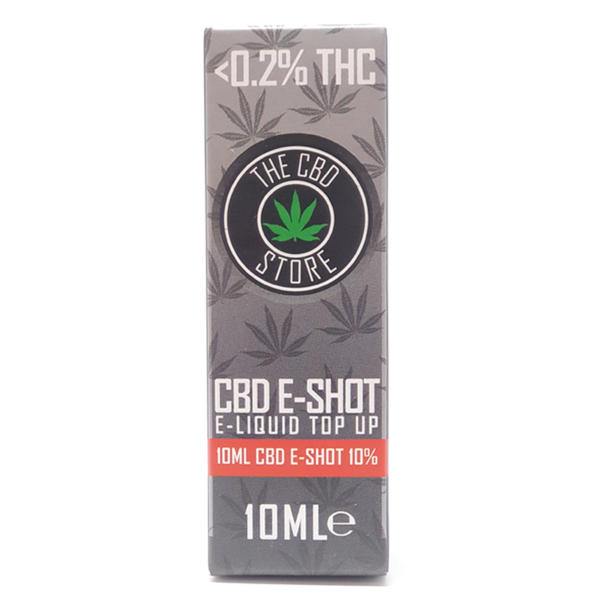 CBD E-Shot Box