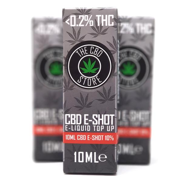 CBD E-Shot