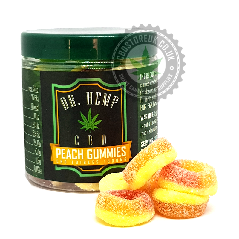 CBD-Peach-Gummies-Large-Tub-CBD-Store-UK