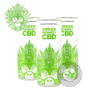 Green Monkey CBD Drink