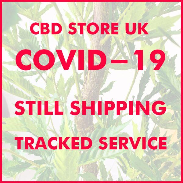 CBD DROPS : COVID-19