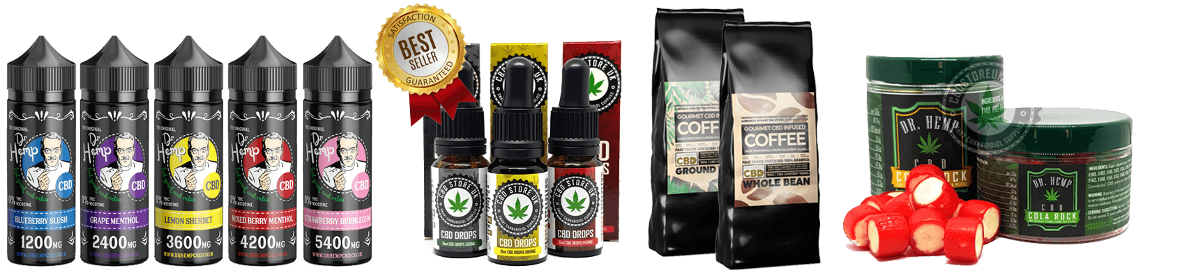 CBD-Store-UK-Products