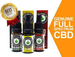 Genuine full spectrum CBD Drops